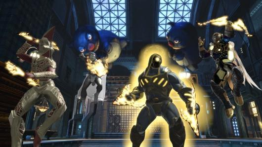 DCUO update brings feat unlocking and moon PvP