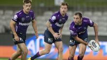Storm warning: Smith to do ruck damage