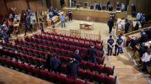 """13 Jahre Haft für Anführer von griechischer Neonazi-Partei """"Goldene Morgenröte"""""""