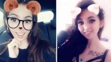 Teen left bedridden by Snapchat addiction