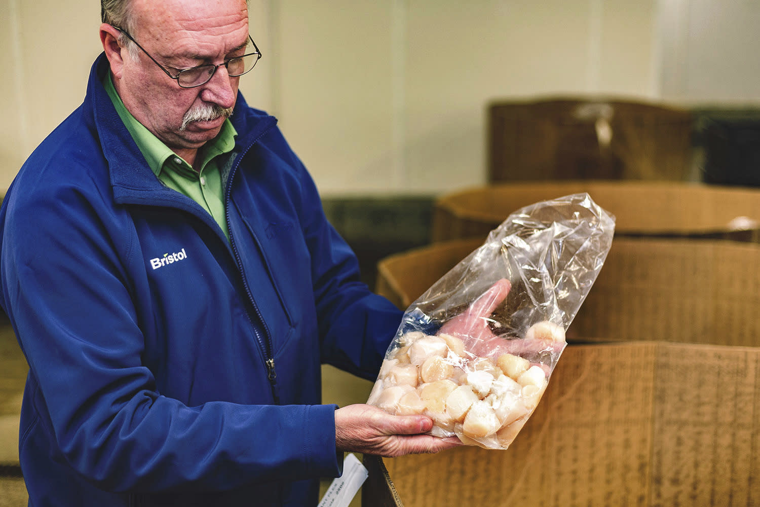 Seafood joins fair trade revolution, a scallop at a time