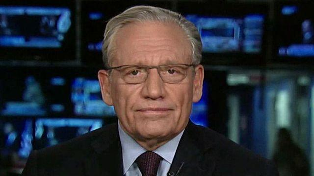 Exclusive: Woodward speaks out on White House threat
