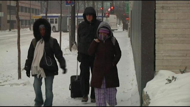Winter Health Risks: Prevent Frostbite, Hypothermia