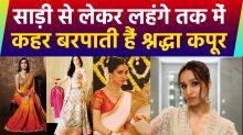 Shraddha Kapoor Glamorous Ethnic Look