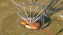 18 Injured in Connecticut Carnival Ride Collapse