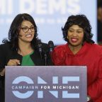 'Squad' member Tlaib faces test in Michigan primary