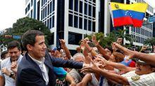 U.S. weighs oil sanctions on Venezuela as it steps up pressure