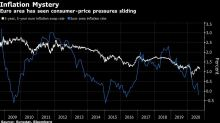 ECB to Consider Inflation Overshoot in Echo of Fed Strategy