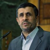 Iran's Ahmadinejad says will not run in presidential vote