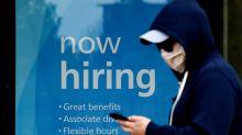 Arbeitslosenquote in den USA sinkt in Corona-Krise auf 8,4 Prozent