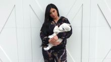 Kylie Jenner and Travis Scott Celebrate Daughter Stormi Turning 1 Month Old: Pics