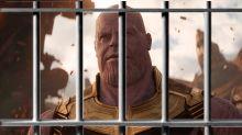 Ya sabemos el final de Vengadores: la policía detiene a Thanos en Toronto