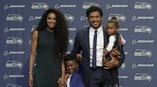 Russell Wilson, Ciara welcome third child with a fitting name