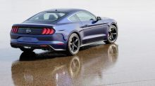 Blue Bullitt: Ford to auction one-of-a-kind Mustang for charity
