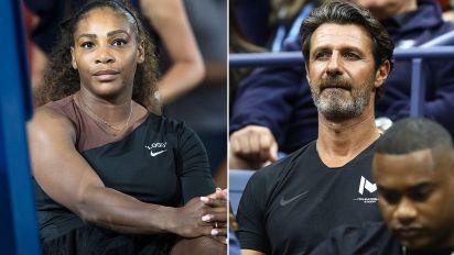 'Shameful': Serena's coach slams US Open drama