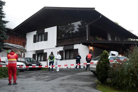 Jilted man kills five people at ex's home in Austrian ski town