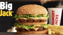 Hungry Jack's hits back at Macca's lawsuit with cheeky TV ad