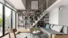 清新明亮的複層住宅,靜享最恬靜的慢時光