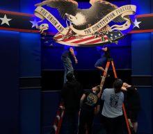 Wall Street closes lower, ending three-day rally ahead of U.S. presidential debate