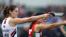 Yes, you can bet on that: The modern pentathlon features favorites from Great Britain