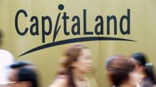 CapitaLand forms 80% owned subsidiary