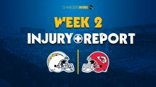Chargers final injury report vs. Chiefs: RB Justin Jackson doubtful