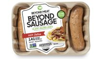 Beyond Meat shares dive 8% following widening loss