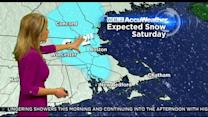 WBZ AccuWeather Morning Forecast For March 27