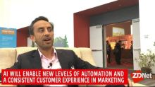 Video: AI will enable new levels of automation and a consistent customer experience in marketing