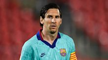 Galaxy boss Schelotto would love to see wantaway Barca star Messi in MLS