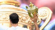 Wimbledon has the World Cup beat when it comes to trophy design