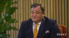 Yahoo UK speaks to royal author Robert Jobson