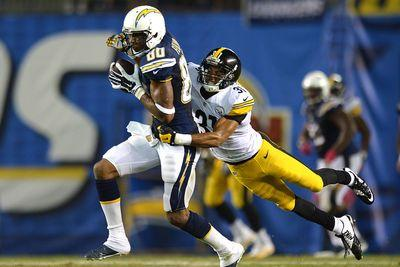 Malcom Floyd is ready to play, back on the fantasy map