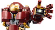 Avengers: Infinity War: LEGO announces Hulkbuster: Ultron Edition