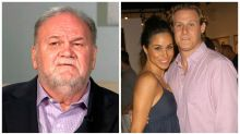 Thomas Markle claims Meghan handed out 'bags of marijuana' at her first wedding