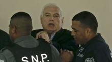 Ex-Panama President Martinelli hospitalized before hearing
