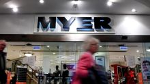 Myer shares plummet as Xmas sales slide
