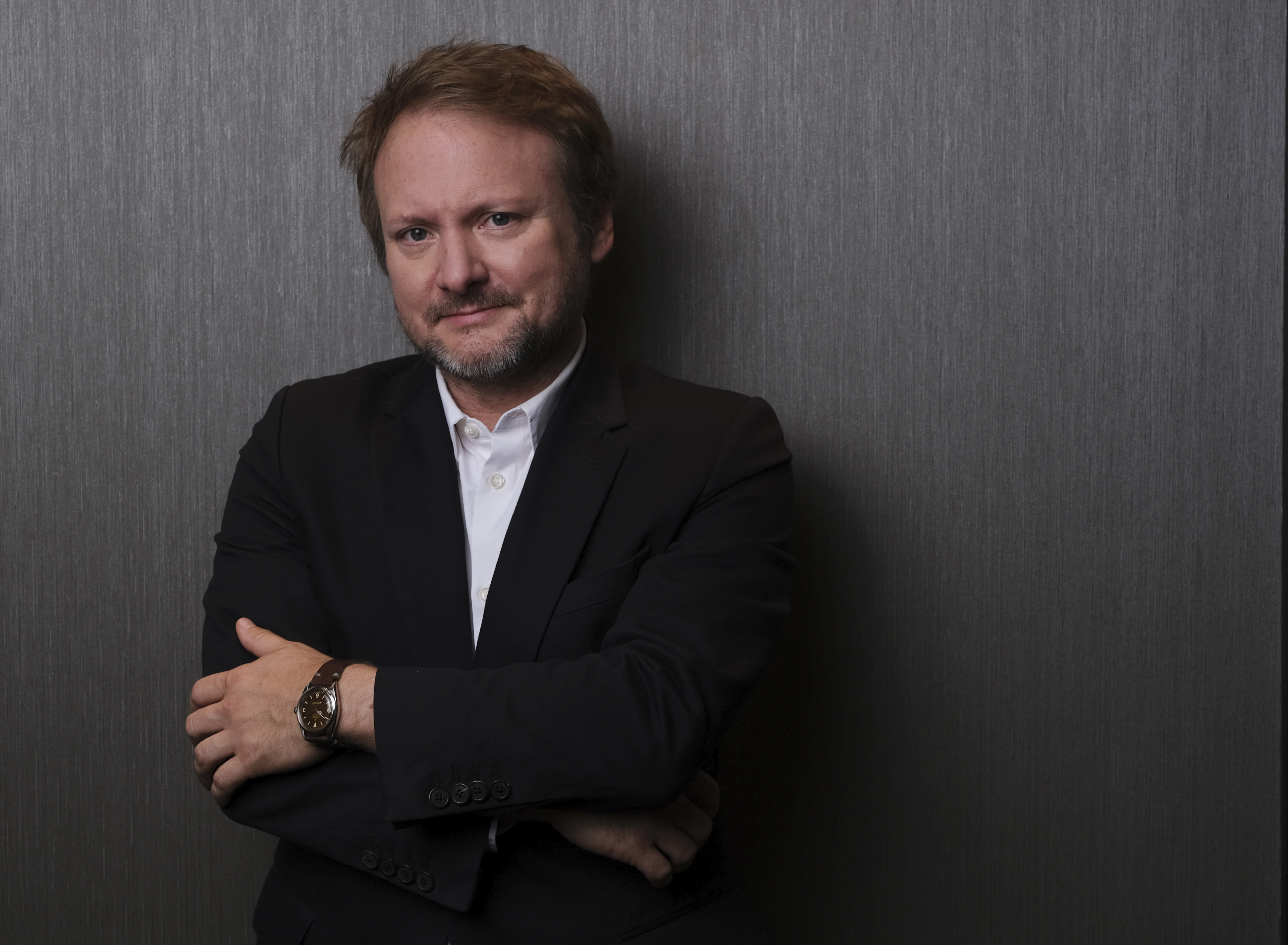 'The Last Jedi' director Rian Johnson says it's a 'mistake' not to challenge fans