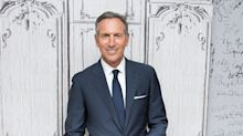 Starbucks boss Howard Schultz: 'We need leaders who are servants of the people'