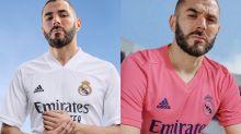 Real Madrid lança camisas para 2020/21 e resgata cor rosa