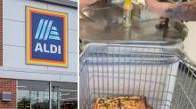 'Genius' Aldi trolley hack solves speedy checkout woes