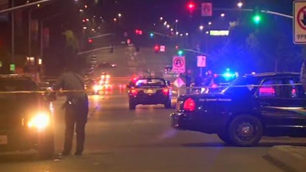 3 shot in attempted robbery in Castro Valley