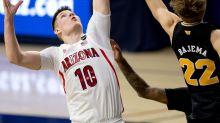 Huskies Blow Late Lead to Arizona 75-74 in Regular Season Finale
