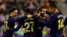 Le Real Madrid prend la tête de la Liga