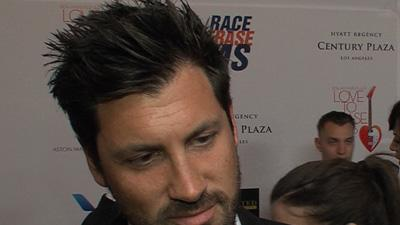 Maksim Chmerkovskiy Dishes On 'Dancing With The Stars' and 'General Hospital'