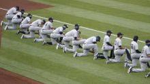 Baseball - MLB - MLB : les joueurs ont posé un genou à terre pour l'ouverture de la saison