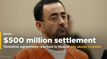 Michigan State to pay $500 million to Nassar sex abuse victims