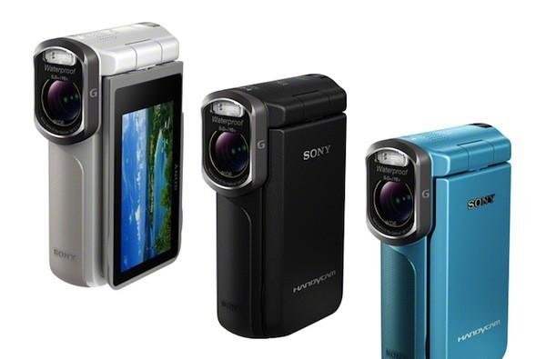 Sony outs new waterproof HDR-GW77V Handycam, available May 25th in Japan