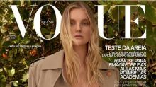 Vogue Brazil celebrates the beauty of motherhood with breastfeeding cover