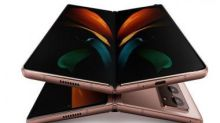 Samsung Galaxy Z Fold 2 5G will be available for pre-booking in India on 14 September